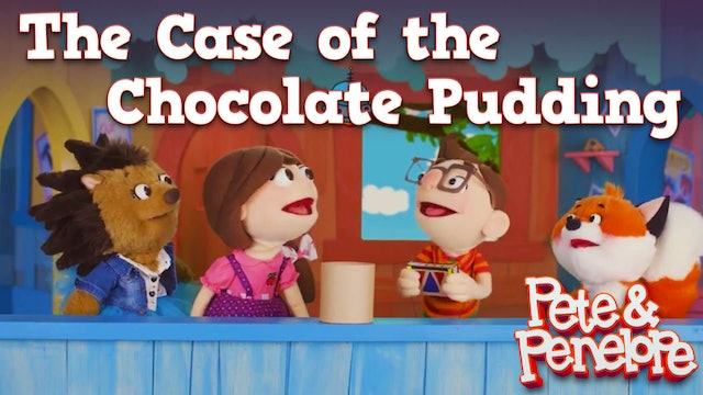 The Case of the Chocolate Pudding