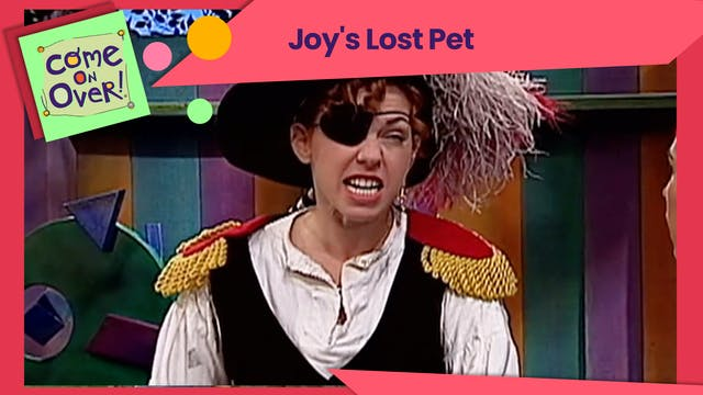 Joy's Lost Pet