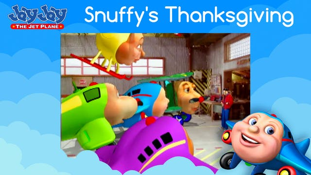 Snuffy's Thanksgiving
