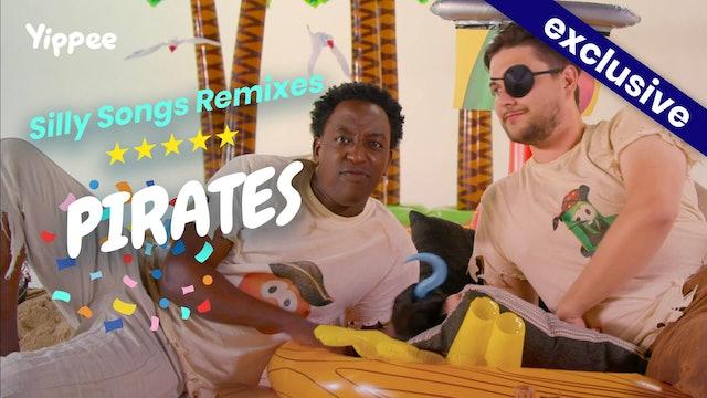 VeggieTales Silly Songs Remix - Pirates