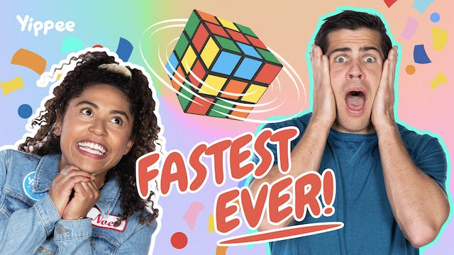 Fastest Rubik's Cube Challenge with Z...