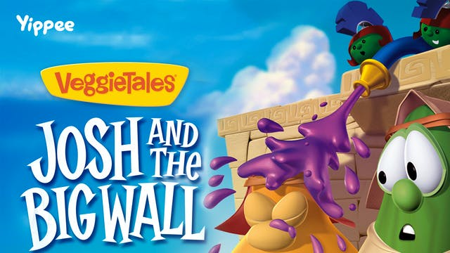 Josh and the Big Wall!