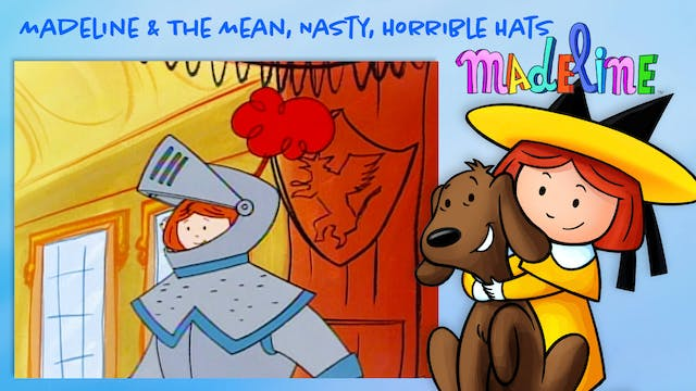 Madeline & The Mean, Nasty, Horrible ...