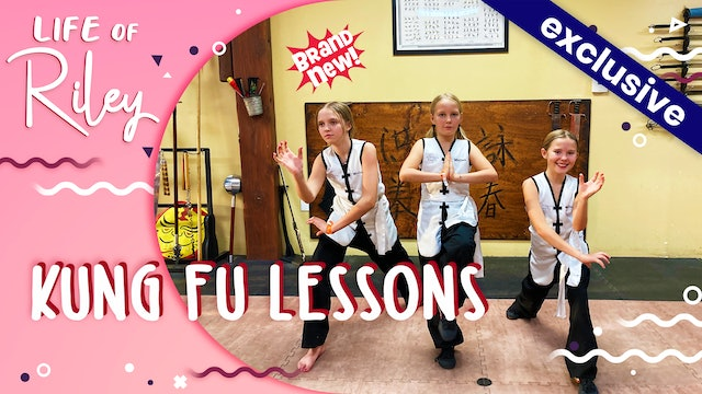 Kung Fu Lessons