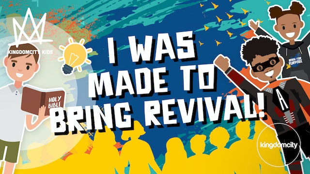 Episode 6: I Was Made to Bring Revival | Evan Roberts