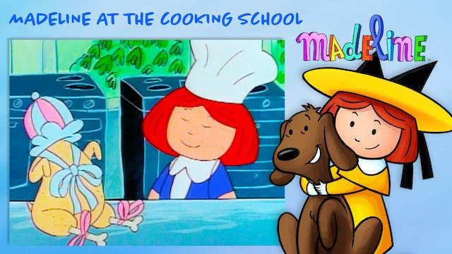 Madeline at The Cooking School