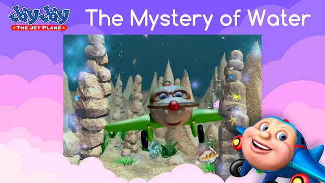 The Mystery Of Water