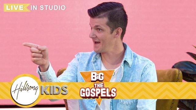 THE GOSPELS | LIVE Big Message 3.2 | Cross Road