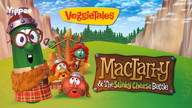 MacLarry The Stinky Cheese Battle