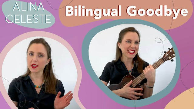 Bilingual Goodbye
