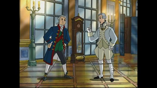 Lafayette Arrives