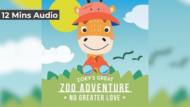 Zoo Adventure - Day 3 - Giraffe