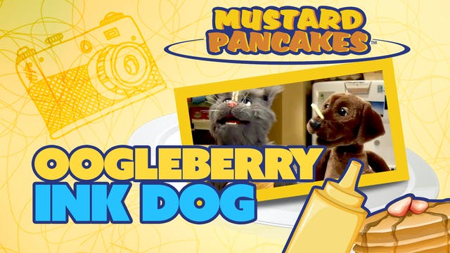 Oogleberry Ink Dog