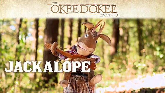 Jackalope - The Okee Dokee Brothers