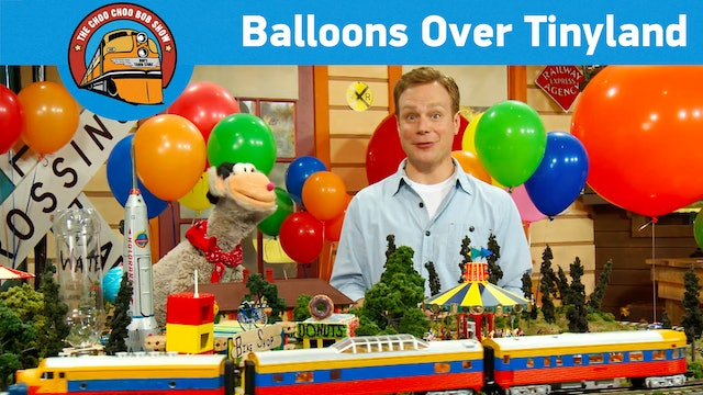 Balloons Over Tinyland