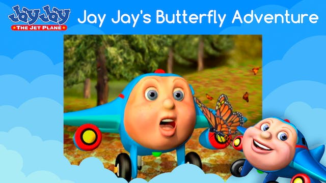 Jay Jay's Butterfly Adventure