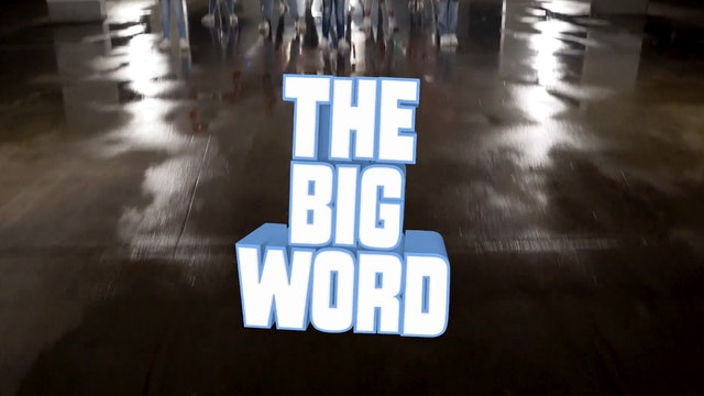 GOD AND HIS WORD | Big Word John 1:1-3 (Actions & Music Video)