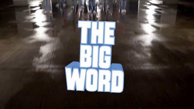 GOD AND HIS WORD | Big Word John 1:1-...
