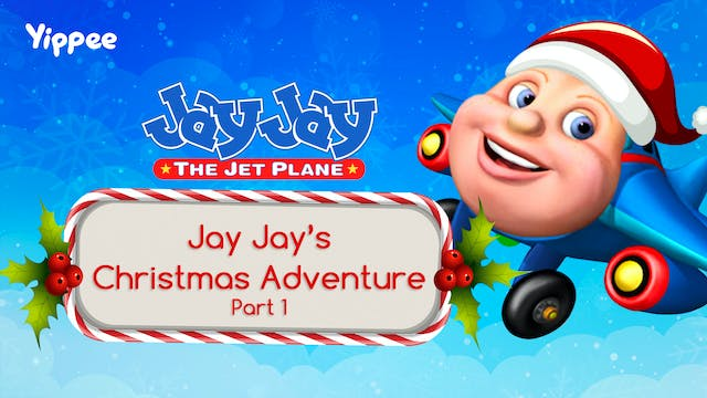 Jay Jay's Christmas Adventure Part 1
