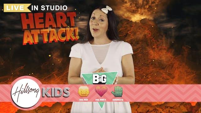 HEAD HEART HANDS   LIVE Big Message E...