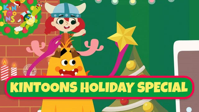 KinToons Holiday Special! (6min)