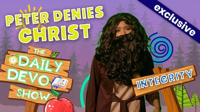 #164 - Peter Denies Christ