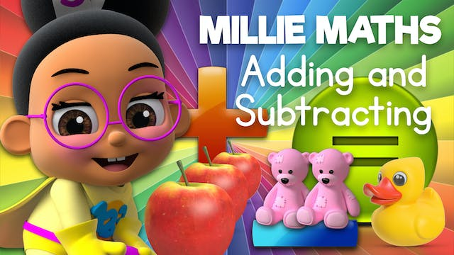 Learn to Add and Subtract with Millie...