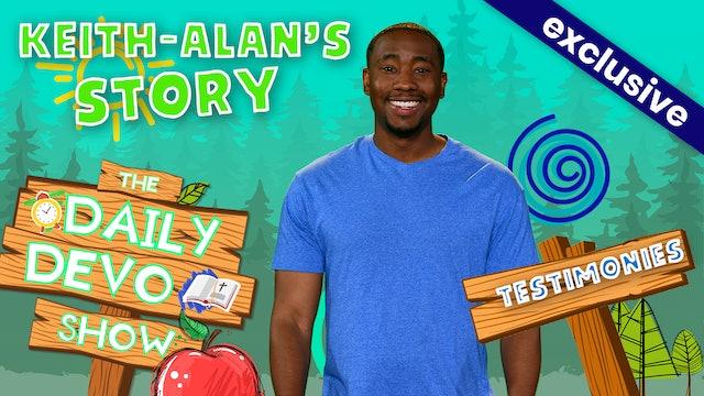 #177 - Keith-alan's Story