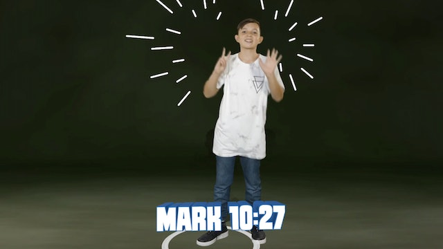 MIRACLES | Big Word Mark 10:27 (Actions & Music Video)