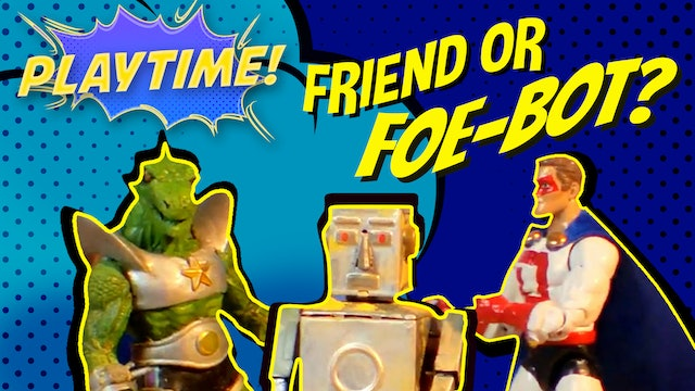 #1 - Friend or Foe-Bot