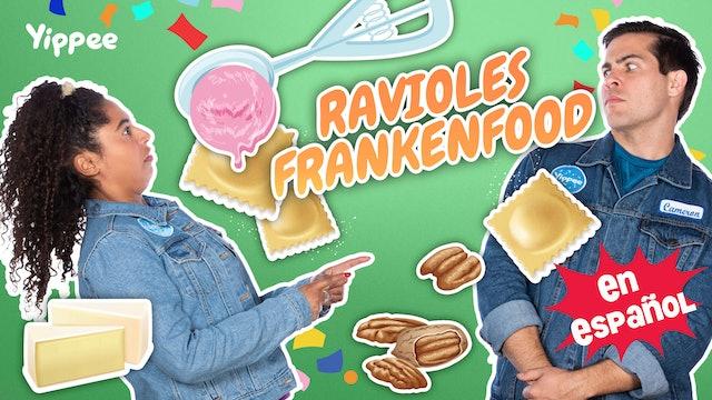 Ravioles Frankenfood