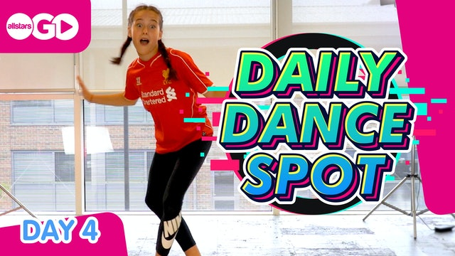 DAILY DANCE SPOT | Day 4
