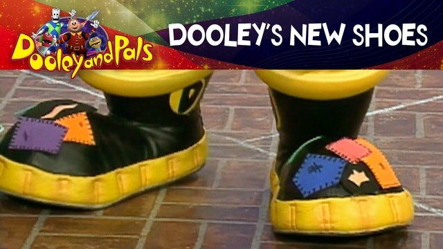 Dooley's New Shoes