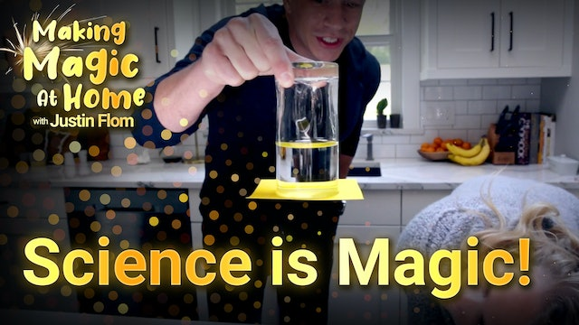 Science is Magic!