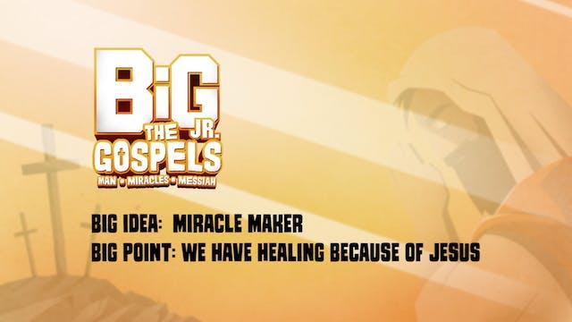 THE GOSPELS   Big Message Toddler Epi...