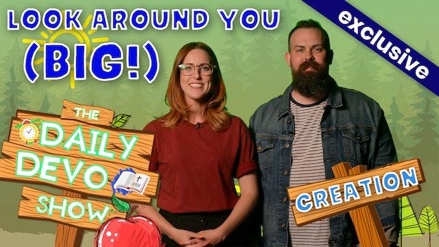 #132 - Look Around You (BIG)