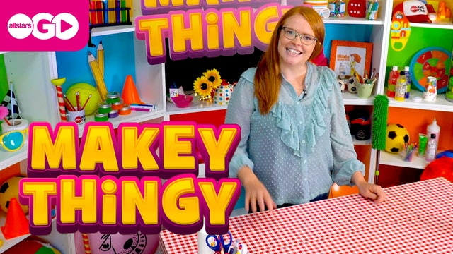 Makey Thingy | Giant Letter