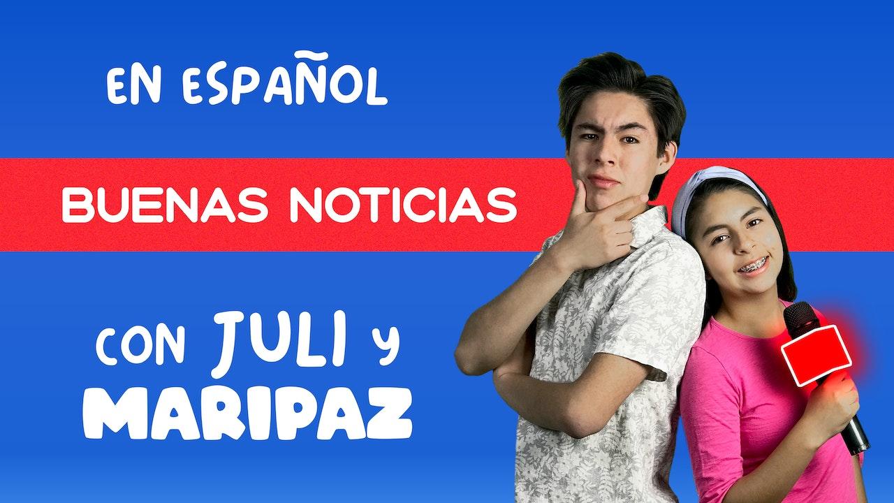 Maripaz: Buenas Noticias
