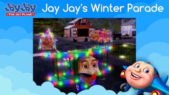 Jay Jay's Winter Parade