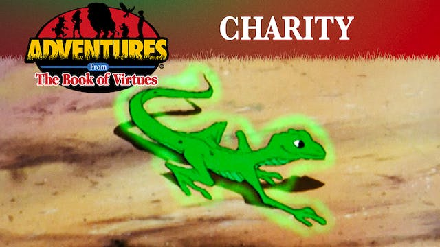Charity - The Emerald Lizard / Mr. Straw