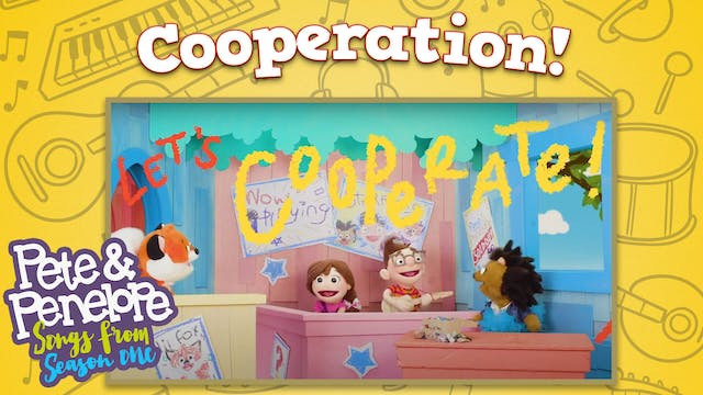 Cooperation Music Video