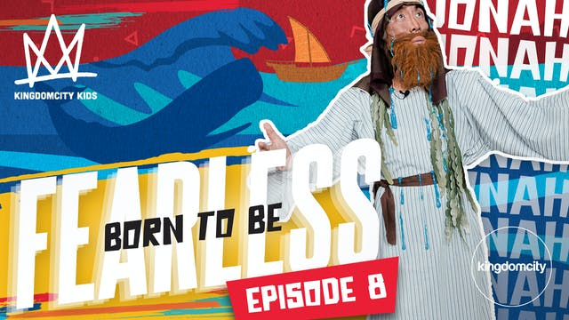 Born To Be Fearless | Episode 8 | Jon...