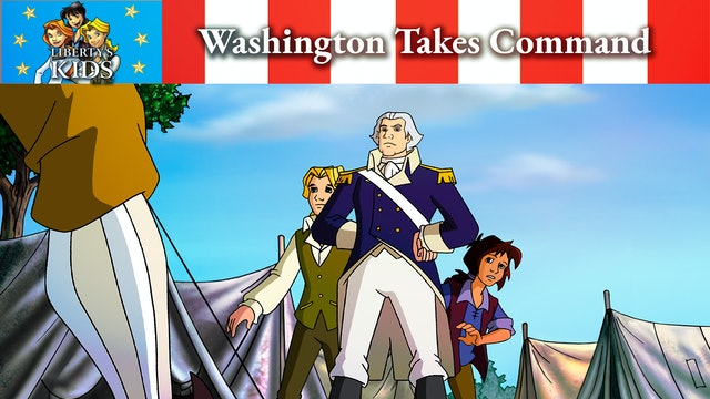 Washington Takes Command