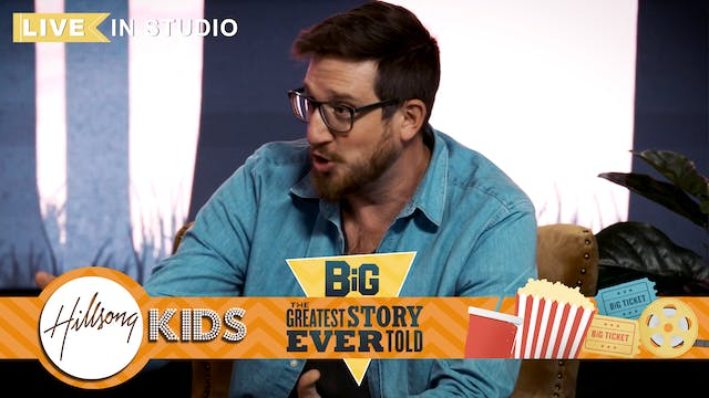 GREATEST STORY EVER TOLD   LIVE Big M...