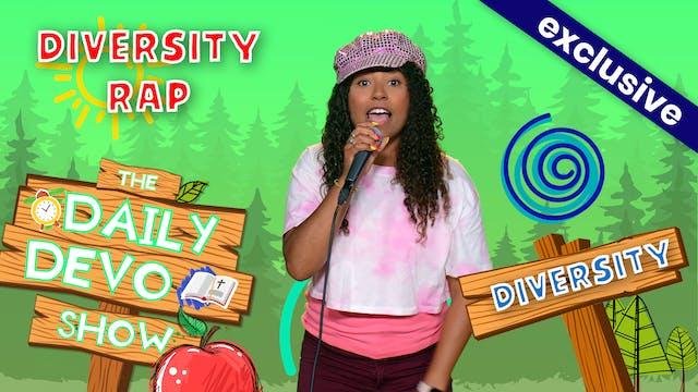 #194 -  Diversity Rap