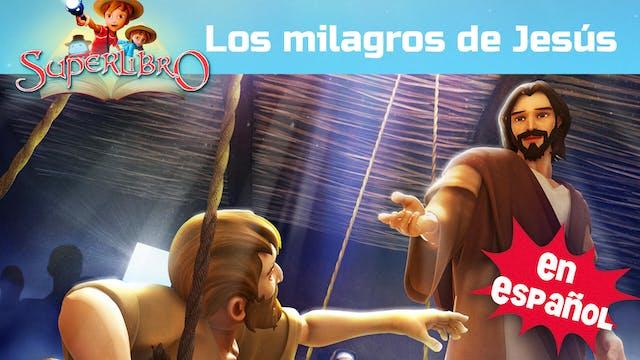 Los milagros de Jesús