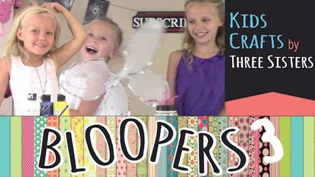 Kids Crafts by Three Sisters - Bloope...