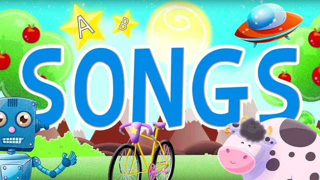 Songs for kids Compilation