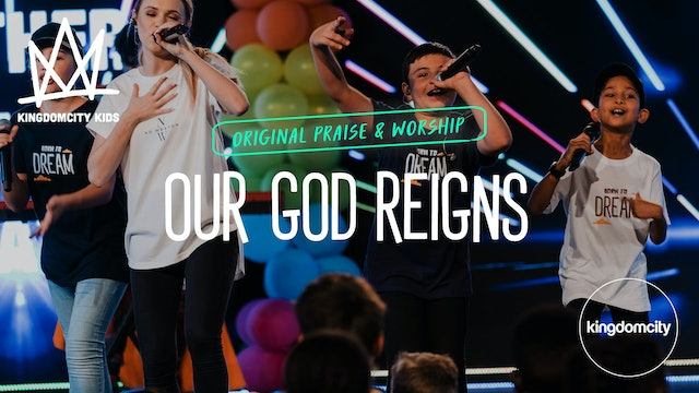 Our God Reigns (Live)