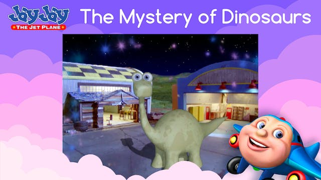 The Mystery of Dinosaurs